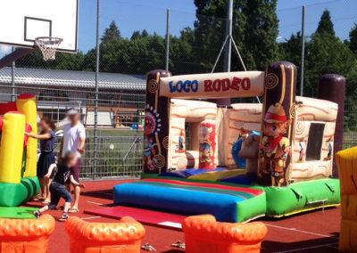 Bouncer Loco Rodéo 2